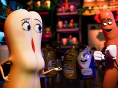 """""""Sausage Party"""" is a lewd and vulgar movie, but even co-writers Seth Rogen and Evan Goldberg have their limits."""