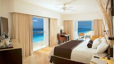 Resorts: Beautiful Contemporary St. Lucia Resort With Beautiful Seashore Scenery Bedroom With White Cushions Brown Blanket Ceiling Fan Your Planning Will Be So Much Easy With Lot Of St Lucia Resorts Information.jp: Your Planning Will Be So Much Easy with Lot of St Lucia Resorts Information