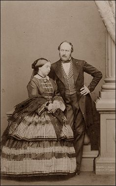 Queen Victoria adored Prince Albert and after his premature death she built monuments to him that attest to her great affection for her Prussian husband.