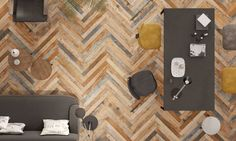 Плитка, по красоте не уступающая природному дереву... Эстетика коллекции FS Melvin фабрики Peronda не оставит равнодушными любителей сложных и ярких природных текстур.