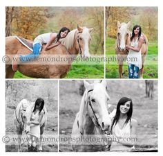 country senior picture