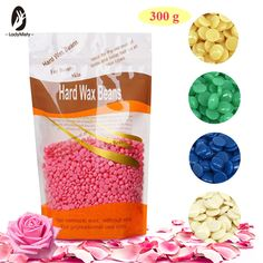 Wax Hair Removal, Hair Removal Cream, Tea Tree Cream, Hard Wax Beans, Strawberry Tea, Skin Care Tools, Beauty Essentials, Smell Good, Beauty Care