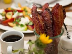 Maple Fennel Bacon : Recipes : Cooking Channel