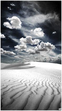 White Desert by AdonisWerther.deviantart.com on @deviantART