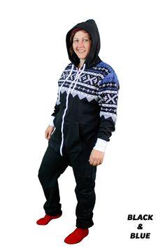 Geo Hoodie Suit