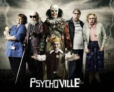 Recensione di Psychoville, delirante serie horror-fantasy britannica.