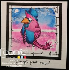 Copic Marker Benelux: Art Specially for You