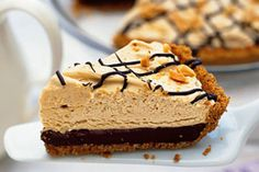 bottom peanut butter mousse pie black bottom peanut butter mousse pie ...