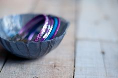 DIY: Tissue Paper Bowls
