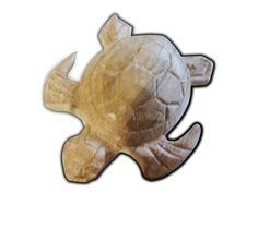 Easy Carved Wooden Turtle DIY : 3 Steps (with Pictures) - Instructables Whittling Projects, Whittling Wood, Wood Carving Designs, Wood Carving Patterns, Small Woodworking Projects, Wood Projects, Woodworking Plans, Soap Sculpture, Carved Wooden Animals