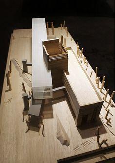 IAA Library Building / Symbiosis Designs LTD,Courtesy of Symbiosis Designs LTD
