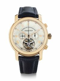 18k-Pink-Gold-Chronograph-Wristwatch-with-Tourbillon