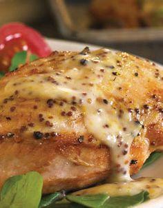 Succulent Honey Mustard Grilled Chicken, instead of mayo I would use Greek yogurt