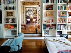 kunststücke bücher regalwand wohnzimmer otganisieren
