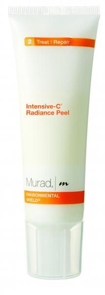Murad Intensive-C Radiance Peel £49.50 Buy Online Murad Intensive-C Radiance Peel, at-home face mask instantly brightens skin to give a younger, more glowing complexion and dramatically reduce the signs of ageing.  Murad Intensive-C Radiance Peel, it brightens, smoothes and hydrates skin, reversing environmental ageing after just one use.  The Peel is an easy to use, at-home treatment which enhances luminosity to reveal a more radiant complexion.