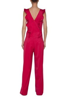 CELIA jumpsuit from ANETA TETER www.anetateter.com