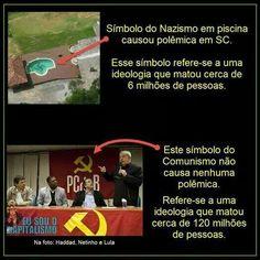 Fora, comunistas!!!