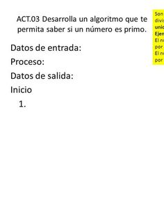 Datos de entrada: Proceso: Datos de salida: Inicio 1.> Software Development, Feet Nails, Entryway