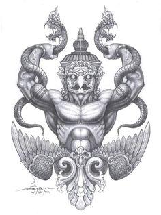 Khmer Tattoo, Thai Tattoo, Picture Tattoos, Cool Tattoos, Awesome Tattoos, Tibetan Tattoo, Sak Yant Tattoo, Alphabet Symbols, Naruto Tattoo