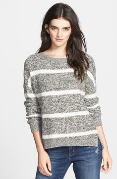 Hinge Zip Back Sweater available at #Nordstrom