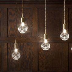 contemporary pendant lighting by Lee Broom