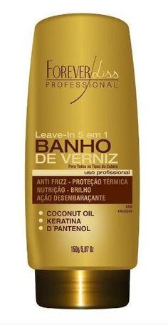 Forever Liss Leave in Banho de Verniz - 150g http://www.lookstore.com.br/forever-liss-leave-in-banho-de-verniz-150g