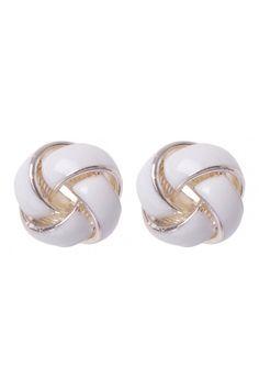 Mini Knot Earring- colette by colette hayman