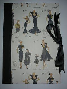 El baúl de Ana Belén. Carpeta con lazo