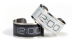 World's thinnest watch at CES 2013