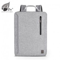 "Cai Morty Multifunction 15.4"" Commute Campus MacBook Laptop Backpack,  buy discount top notch backpack from factory directly."