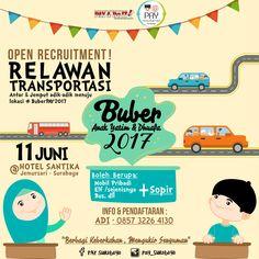 Event Poster Buka Bersama 2017 - PAY Suroboyo