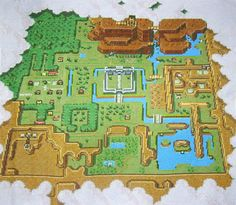 Link to the past cross stitch, maybe one day... WOW