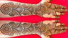 Arabic Henna Designs, Basic Mehndi Designs, Mehndi Designs 2018, Mehndi Designs For Beginners, Mehndi Designs For Fingers, Dulhan Mehndi Designs, Bridal Mehndi Designs, Mehndi Patterns, Jewelry Patterns