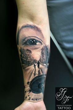 #tattoo #tatuaggi #realistic #migliore #napoli #realistici #tatuaggibiancoenero #blackewhitetattoo #realism #gianlucaferrarotattoo #best #italy #naples #tattooblackegrey #london #ink #tatuatorinapoli #artist #portrait #losangeles #art #realistictattoo #greenglide #londonart #londontattoo #tattoonaples  #napolitattoo #londonartist #londonink #bestink #tato #londontattooartist #tatuaje #carousel #giostra #eye #occhio #life #street #together #children #son #strada #figlio #love #amore #skyline