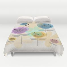 Potpourri Duvet Cover by Mirimo | Society6