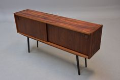 Mid Century Danish sideboard in rosewood (Palisander) by ScandinavianLove on Etsy
