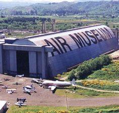 Tillamook Oregon Air Museum