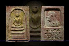 Thai Amulet LP Pae Somdej RoyPi Wat Pikultong