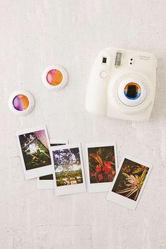 Polaroid lens set
