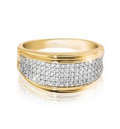 Cubic Zirconia ring *Prices Valid Until 25 Dec 2013 Crossed Fingers, Cubic Zirconia Rings, Gold Diamond Rings, Rings For Men, Bling, Wedding Rings, Engagement Rings, Earrings, Christmas