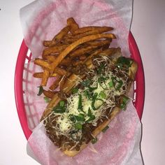 Beer chili dog with sweet potato fries. Chili Dogs, Fried Potatoes, Sweet Potato, Fries, Tacos, Beer, Dinner, Ethnic Recipes, Instagram Posts
