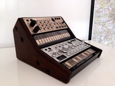 DUAL KORG VOLCA BASS SAMPLE BEAT KEYS 2 TIER STAND CUSTOM MADE HOLDS 2 VOLCAS in Musical Instruments, Pro Audio Equipment, Synthesisers & Sound Modules   eBay