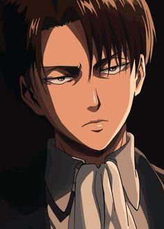 Otaku Anime, Anime Guys, Manga Anime, Attack On Titan Fanart, Attack On Titan Levi, Alluka Zoldyck, Attack On Titan Aesthetic, Anime Boyfriend, Levi Ackerman
