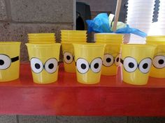 Los Minions Birthday Party Ideas | Photo 8 of 29 | Catch My Party