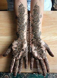 pretty mehendi henna