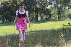 Oktoberfest / Wiesn Outfit - Mein Dirndl