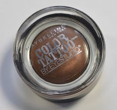 Maybelline Limited Edition Color Tattoo in Rich Mahogany