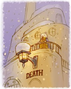 Bepo on heart pirates ship yellow submarine snow One piece