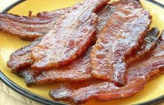 Mommy's Kitchen - Home Cooking & Family Friendly Recipes: Pig Candy aka Brown Sugar Bacon What's For Breakfast, Breakfast Dishes, Breakfast Recipes, Morning Breakfast, Breakfast Casserole, Bacon Recipes, Candy Recipes, Cooking Recipes, Kitchen Recipes
