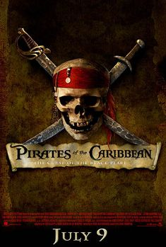 Pirates of the Caribbean: The Curse of the Black Pearl / Fluch der Karibik